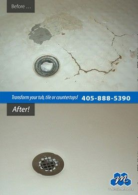 Don T Replace Refinish In Need Of Fiberglass Tub Refinishing