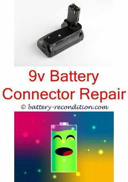 Batteryrecyle Repairing Casil Battery Connection How To Restore Old Nicad Batteries Batteryrestore How To Recharge Abs Battery Repair Repair Laptop Battery