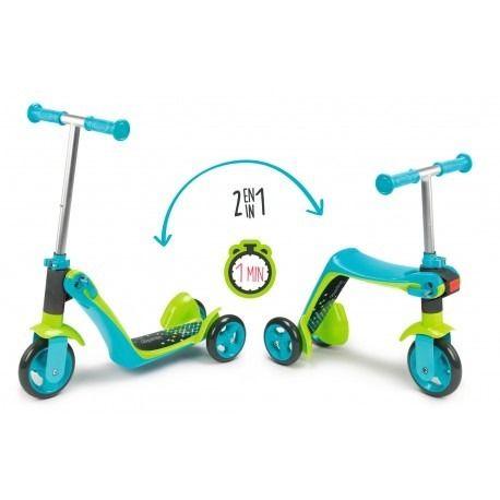 Smoby Hulajnoga Jezdzik 2w1 Metalowa 3 Kola 6054 Smoby Hulajnoga Jezdzik 2w1 Metalowa 3 Kola 6054 Marki Smoby Rowerk Toy Car Tricycle Wellness Design