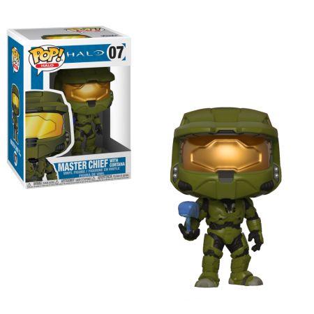 Funko Sgt Johnson Brand New In Box POP Halo S1