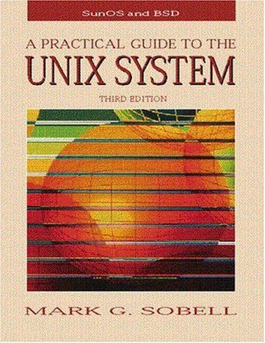 Bestseller Books Online Practical Guide To The Unix System A 3rd Edition Mark G Sobell 76 49 Http Www Ebookn Unix Bestselling Books Hands On Learning