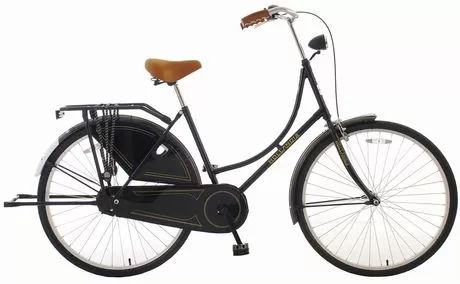 Bikes Online Canada >> Oma 28 Dutch Cruiser Bicycle Available From Walmart Canada