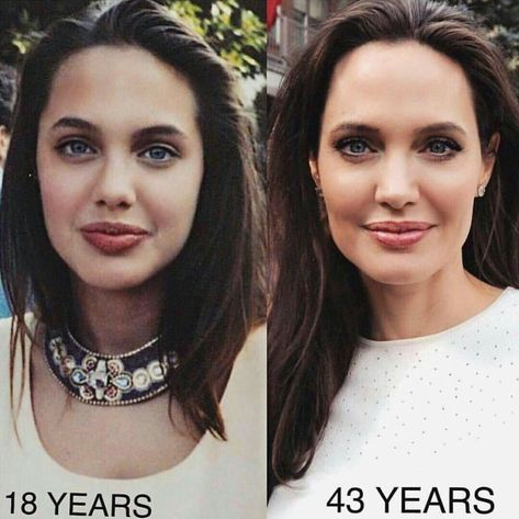 UNMASKED! Meet Angelina Jolie's Lookalike Who Had A Plastic Surgery To Resemble Her. See her photos