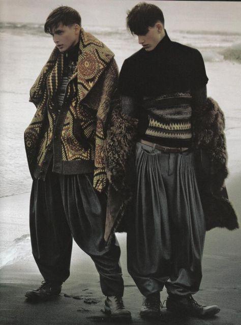 "wearethelostdinosaurs:  "" Joe Edney & Julian Hennig // The Big Chill // V Man magazine // September 2008 // Will Davidson  """