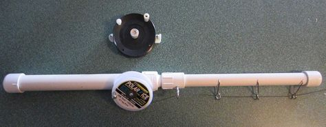 How To Build a DIY Survival Fishing Rod