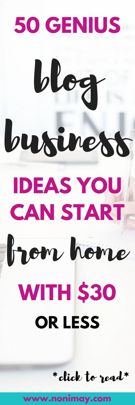 50+ ways to make an income online from home as a blogger or mom