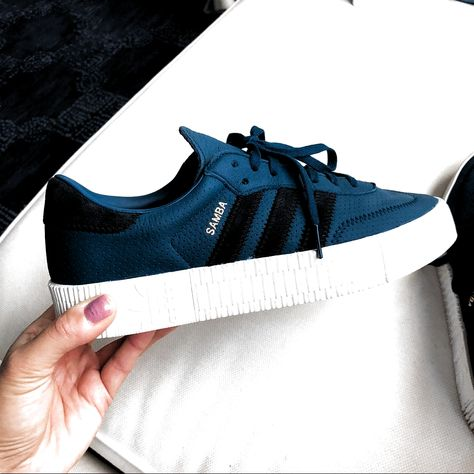 Adidas Shoes 80% OFF!>> Adidas Shoes   Adidas Sambarose Dark Blue Black White Sneakers   Color: White/Blue   Size: 9 #Adidas #Adidasshoes #shoes #style #Accessories #shopping #styles #outfit #pretty #girl #girls #beauty #beautiful #me #cute #stylish #design #fashion #outfits #diy #design