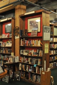 Tattered Cover Book Store In Denver, Colorado Is A Top Independent  Bookstore In America. This Bookstore Has A Tall Narrow Spiral Staircase  Leading To More ...