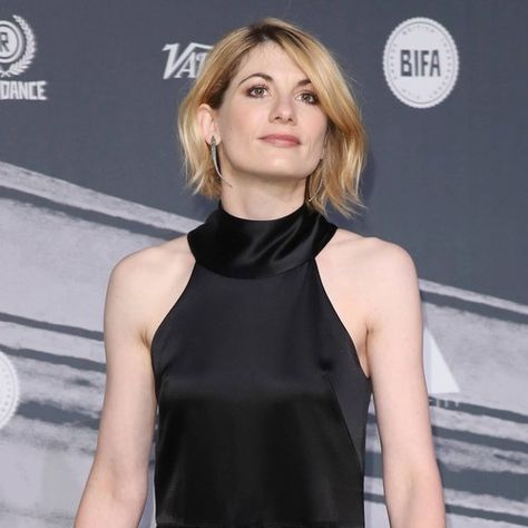 Broadchurch star Jodie Whittaker unveiled as the first