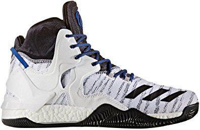 Adidas D ROSE 7 PRIMEKNIT White Basketball Shoes