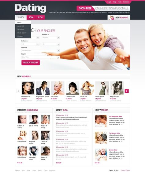 your dating sites web site