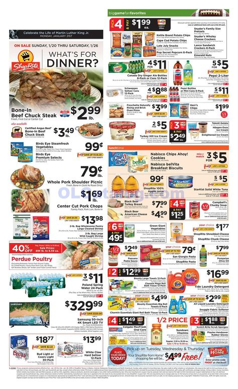 shoprite from home coupons january 2019