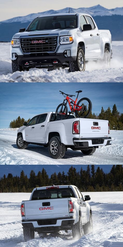 2021 Gmc Canyon At4 Is Even Better Than We Thought In 2020 Gmc Canyon
