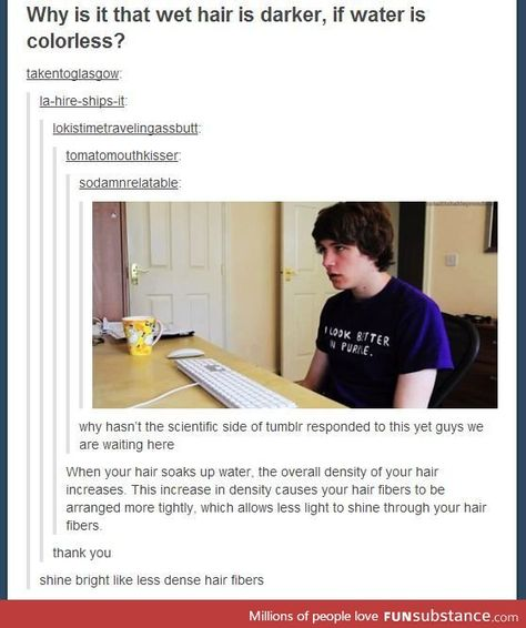 Science side of Tumblr wins again