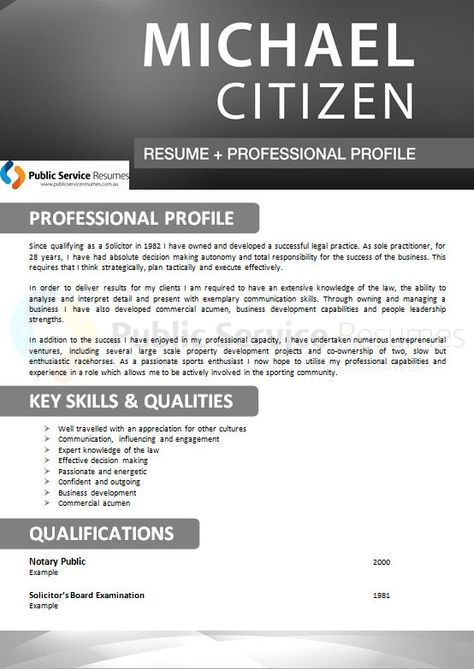 Public Service Resumes Professional Legal Resumes Private sector - public service officer sample resume