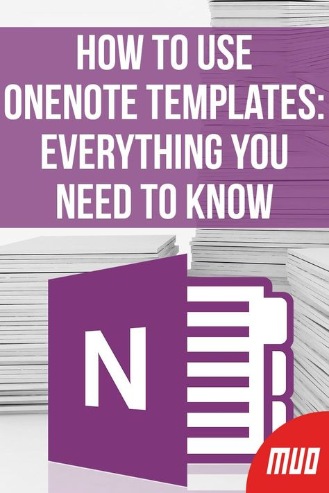 OneNote templates are essential for true productivity. Here's all you need to know to edit and create your own OneNote templates. Technology Hacks, Computer Technology, Computer Programming, Medical Technology, Energy Technology, Onenote Template, Notes Template, Templates, Planner Template