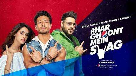 Latest Song Of Badshah Har Ghoont Mein Swag Mp3 Download Hindi 2019 Tiger Shroff Songs Top Trending Songs
