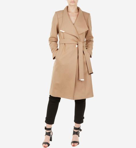 Manteau court femme demi saison