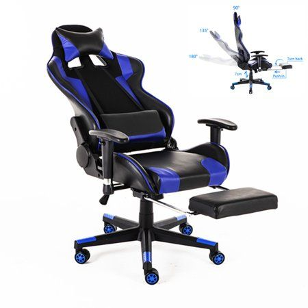 Gaming Chair for Adults Gamer Chair PC Computer Video Game Chairs