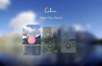 Award Winning Mobile Meditation App Calm Comes To Oculus Go