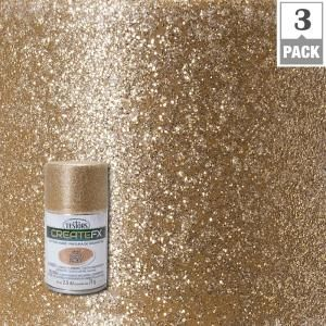 Rust Oleum Specialty 1 Qt Harvest Gold Glitter Interior Paint 2 Pack 323859 Gold Glitter Spray Paint Glitter Spray Paint Glitter Paint For Walls