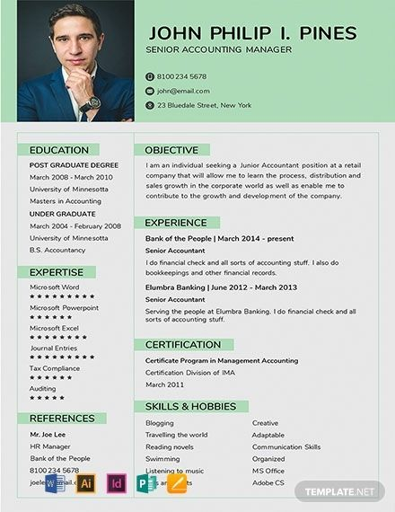 Free Professional Banking Resume And Cv Template Download 206 Resume Templates In Psd Word Publisher Ill Resume Templates Resume Examples Cv Template Free