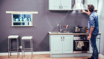 Hogarmania Ideas Para Tu Hogar Cocinas Hogar Armarios Cocina