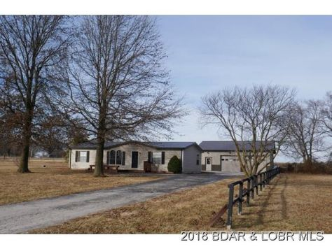 Nice 3 Bedroom 2 Bath Manufactured Home On A Permanent Foundation