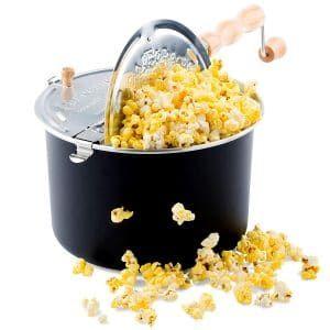 microwave popcorn stovetop popcorn