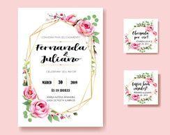 Convite De Casamento Digital Convite De Casamento Convite
