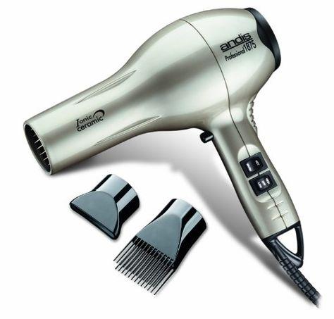 Andis 82310 Professional 1875 Watt Ceramic Ionic Hair Dryer