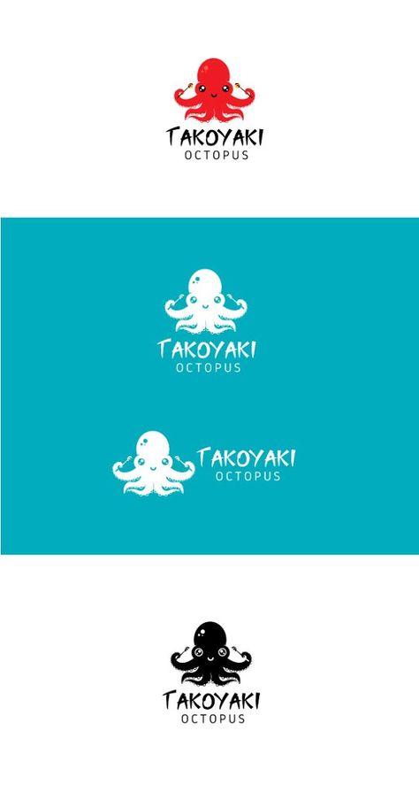 Desain Banner Takoyaki - gambar spanduk