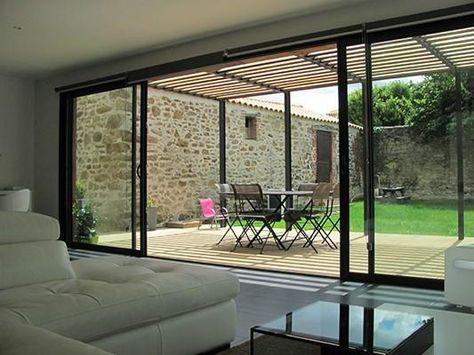 16 best Extensions Maisons images on Pinterest House extensions - extension maison bois prix m2