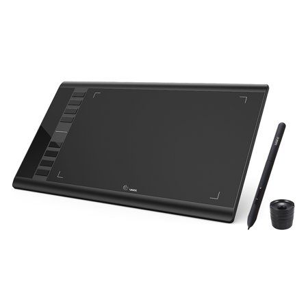 Ugee M708 Upgraded Graphics Drawing Tablet Board With Battery Free Passive Pen 8192 Pressure Sensitivity 266rps 10 6inch For Windows For Mac Os Walmart Com Digital Drawing Tablet Drawing Tablet Digital Tablet