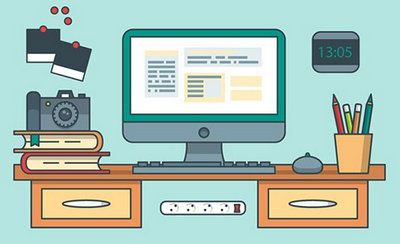 تصميم مواقع احترافية يعد تصميم المواقع هو شكل الموقع الخارجى من البنرات الخارجة و الايقونات و تنسيق الالوان الخارجية للموقع و تقسيم الموقع Electronic Products