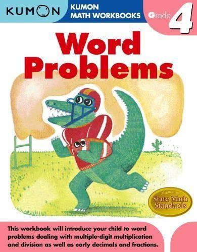 Math Workbooks Word Problems Grade 4 In 2021 Word Problems Math Workbook Kumon Math Kumon math worksheets pdf download