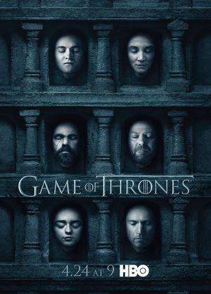 See Season 6 Key Art And Character Posters Making Game Of Thrones Game Of Thrones Poster Game Of Thrones Game Of Thrones Fans