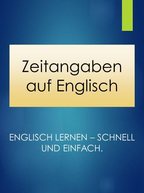 Andere Englisch