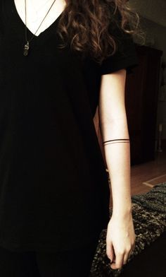 Warrior Band tattoo | My armband tattoo. My mom and I have matching ones. #tattoo #style - Tattoos A