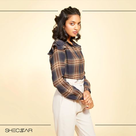 WFH staples should consist of breezy and comfortable styles that allow you to work effortlessly, these staples when stacked and placed together will save so much of your time when you dress-up in the morning.   #WFH #SelfQuarantine #SocialDistance #WorkFromHomeLife #Sheczzar #SheczzarFashion #ShoppingBrand #WesternWear #UniqueStyle #CropTop #ClothingBrand #YouGotItYouThoughtIt .
