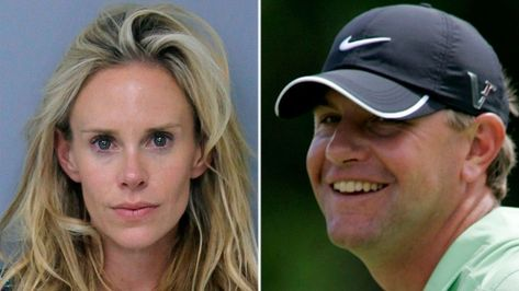 PGA golfer Lucas Glover's wife Krista arrested for allegedly