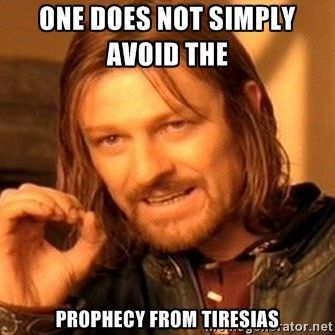 Oedipus Memes Oedipus Memes One Does Not Simply Memes Quotes Memes