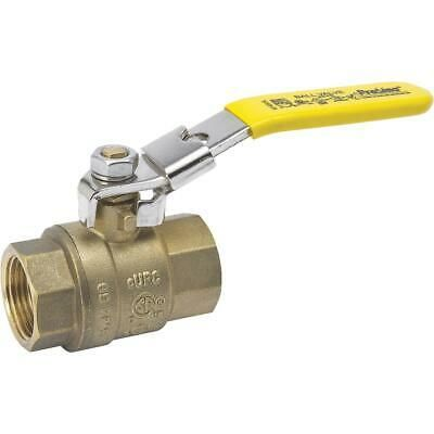 B K 1 In Brass Locking Ball Valve 107 825lnl 1 Each In 2020 Pvc Valve Valve Fahrenheit Temperature
