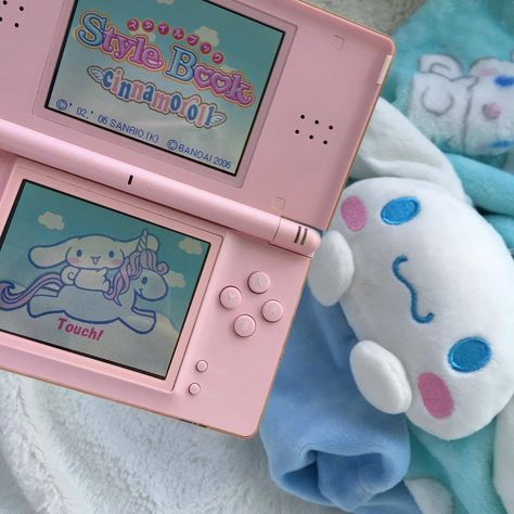 March 01 2020 at Kawaii Room, Indie Kids, Nintendo Ds, Soft Grunge, Pink Aesthetic, Pokemon Cards, Softies, Plushies, Cute Pink