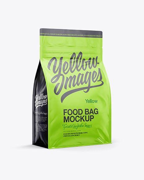 Download 2oz Plastic Food Bag Psd Mockup Half Side View Mockup Free Psd Business Card Mock Up Mockup Psd