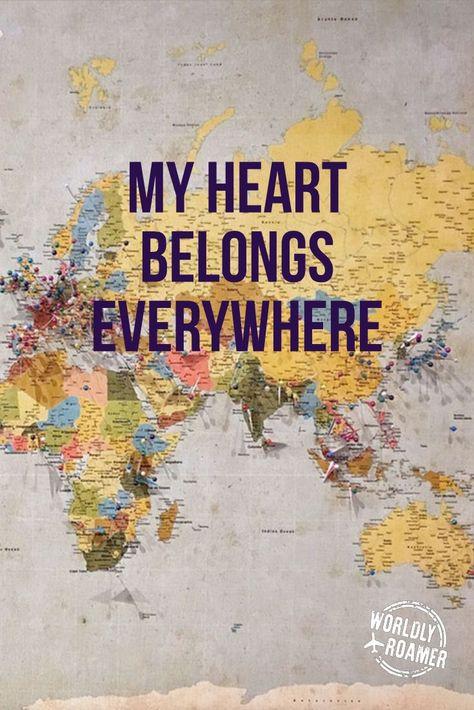 my heart belongs everywhere