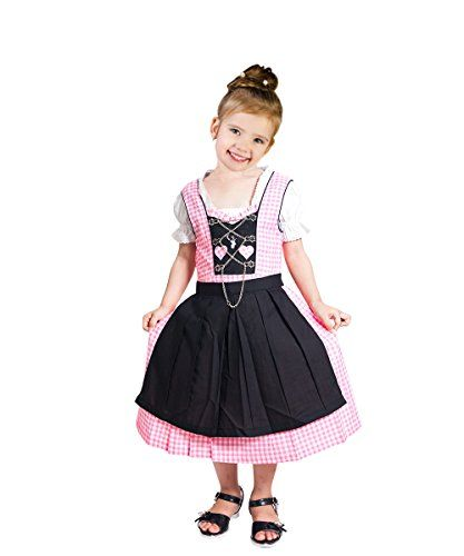 Childrens German Dirndle