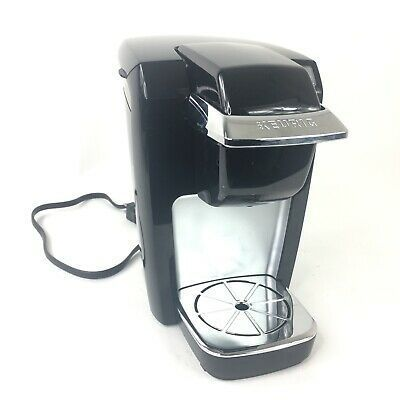 Keurig K10 Mini Plus Coffee Maker Brewing System Black In 2020
