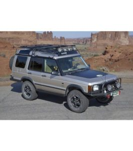 Gobi Land Rover Discovery Ii Ranger Rack With Sunroof Roof Architecture Glass Roof Roof Trusses