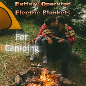 Battery Operated Electric Blankets For Camping Sleeping With Air Electric Blankets Battery Operated Heated Blanket Battery Operated